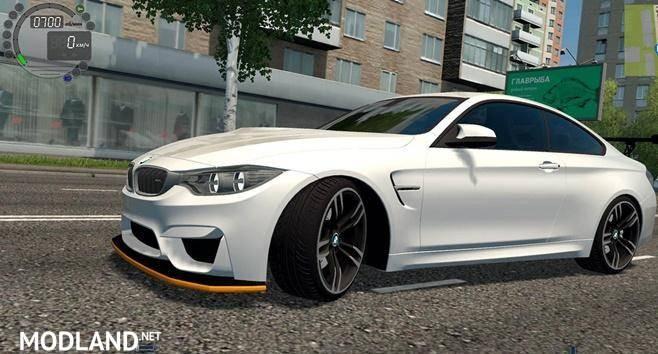 BMW M4 F82 Tuning (M4 GTS) [1.5.9]
